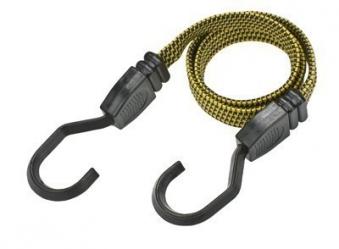 Gepäckarm / Spannband flach mit Haken 60 cm Bild 2