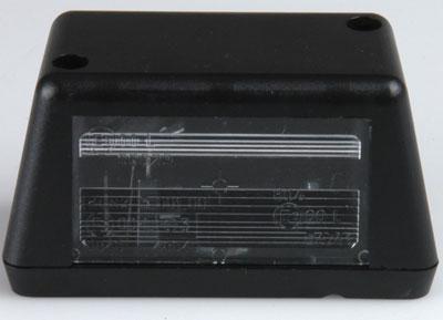 Kennzeichenbeleuchtung groß 12 V / Anhänger Zubehör / Beleuchtung Bild 1