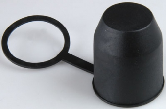 Kupplungsschutzkappe mit Sicherungsband / Anhänger Zubehör Bild 1