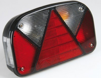 Rückleuchte Multipoint II rechts / Anhänger Zubehör / Beleuchtung Bild 1