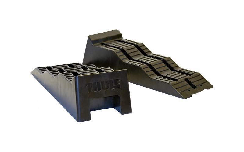 Stufenkeile / Unterlegkeile für Wohnmobile / Thule Levelers 2 Stück Bild 1