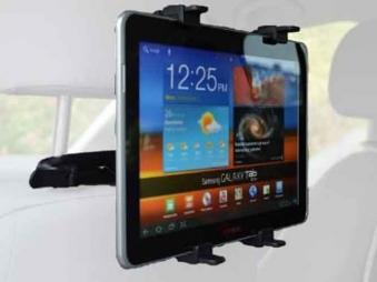 Tablet Halter für Kopfstützen Bild 1
