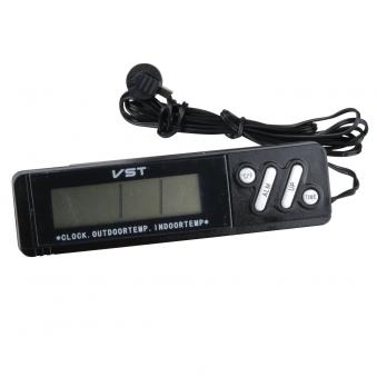 Unitec Innen-/Außenthermometer mit Digitalanzeige Bild 1
