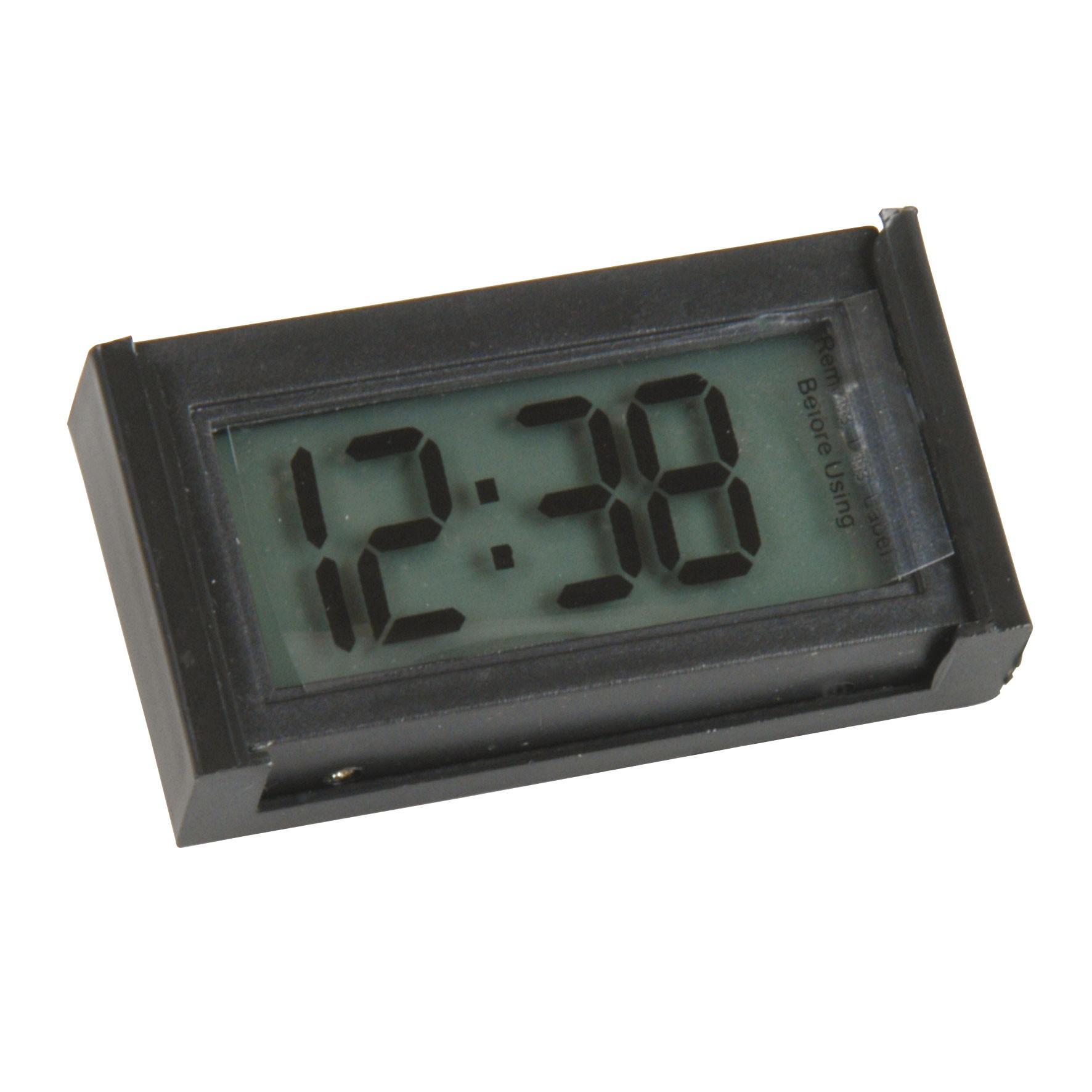 Unitec LCD Digital Uhr Bild 1