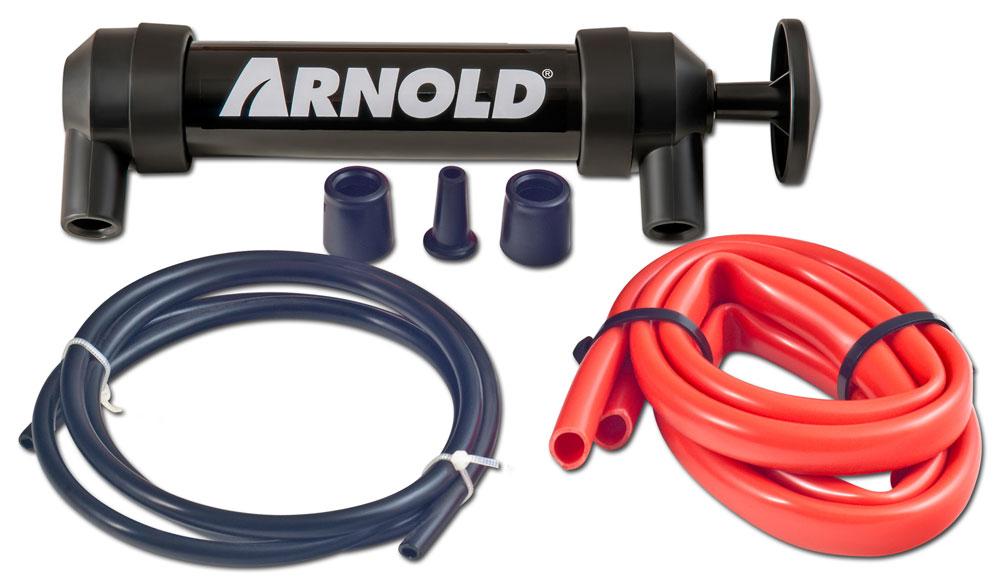 Absaugpumpe Arnold für Öl, Wasser oder Benzin Bild 1