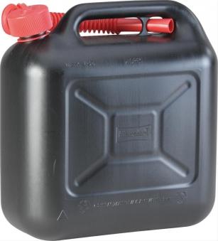 Benzinkanister 10l schwarz Hünersdorff Bild 1