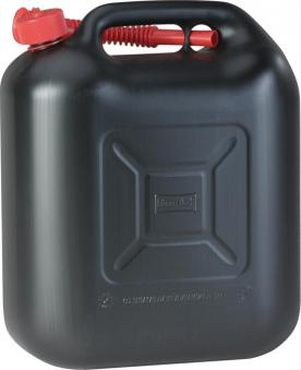 Benzinkanister 20l Standard schwarz Bild 1