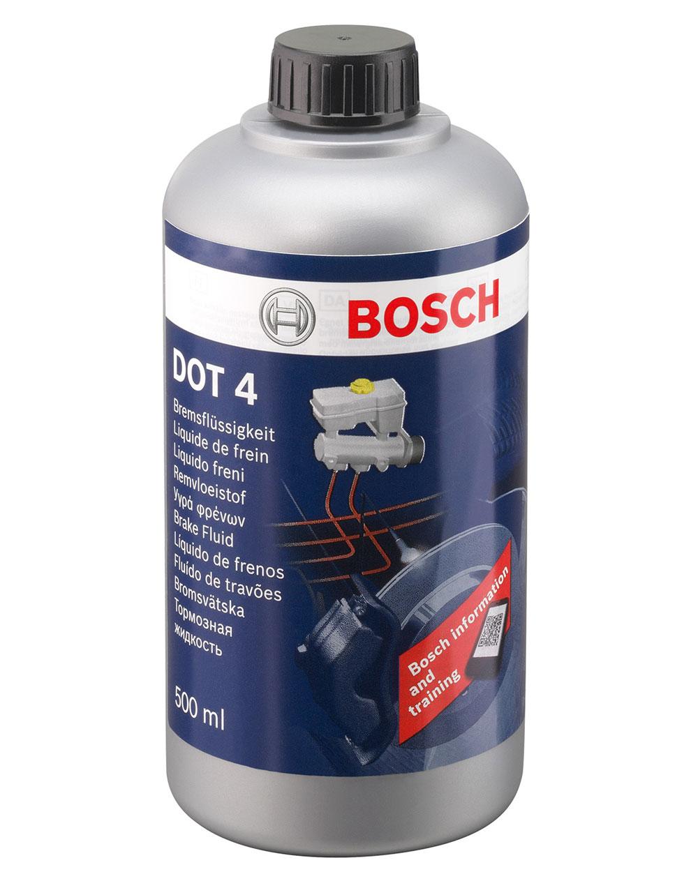 Bremsflüssigkeit 500ml Bosch Bild 1