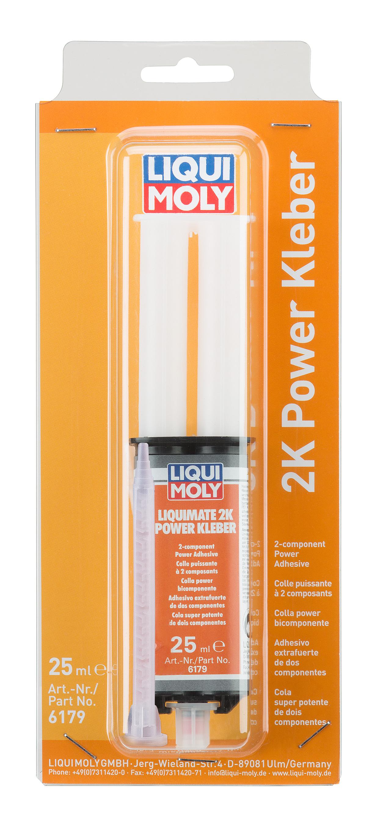 Liqui Moly Liquimate 2K Power Kleber 25ml Bild 1