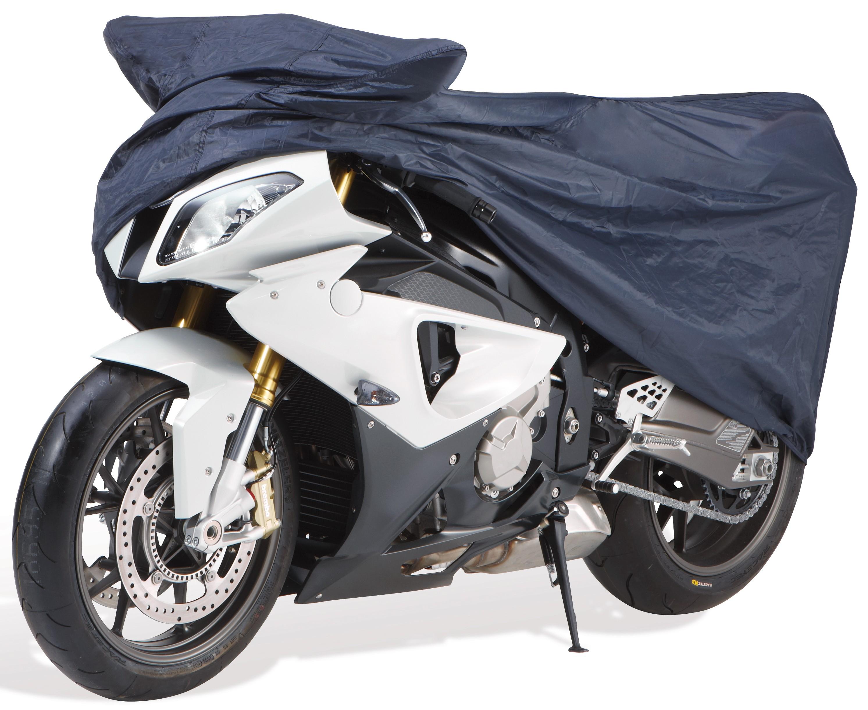 Motorrad Garage 203x89x119cm Größe M Bild 1