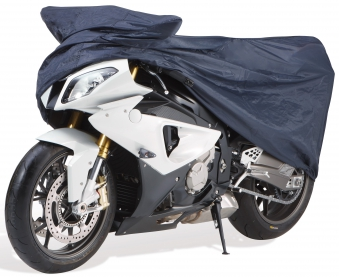 Motorrad Garage 229x99x125cm Größe L Bild 1