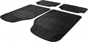 Autofußmatte / Gummifußmatte Set Drop Bild 1