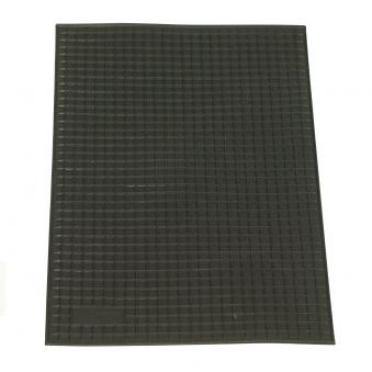Unitec Auto Gummimatte / Wabenmatte schwarz 42x29cm Bild 1