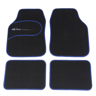 Unitec Automatten / Autoteppich Active Limited Edition 4-teilig blau Bild 1