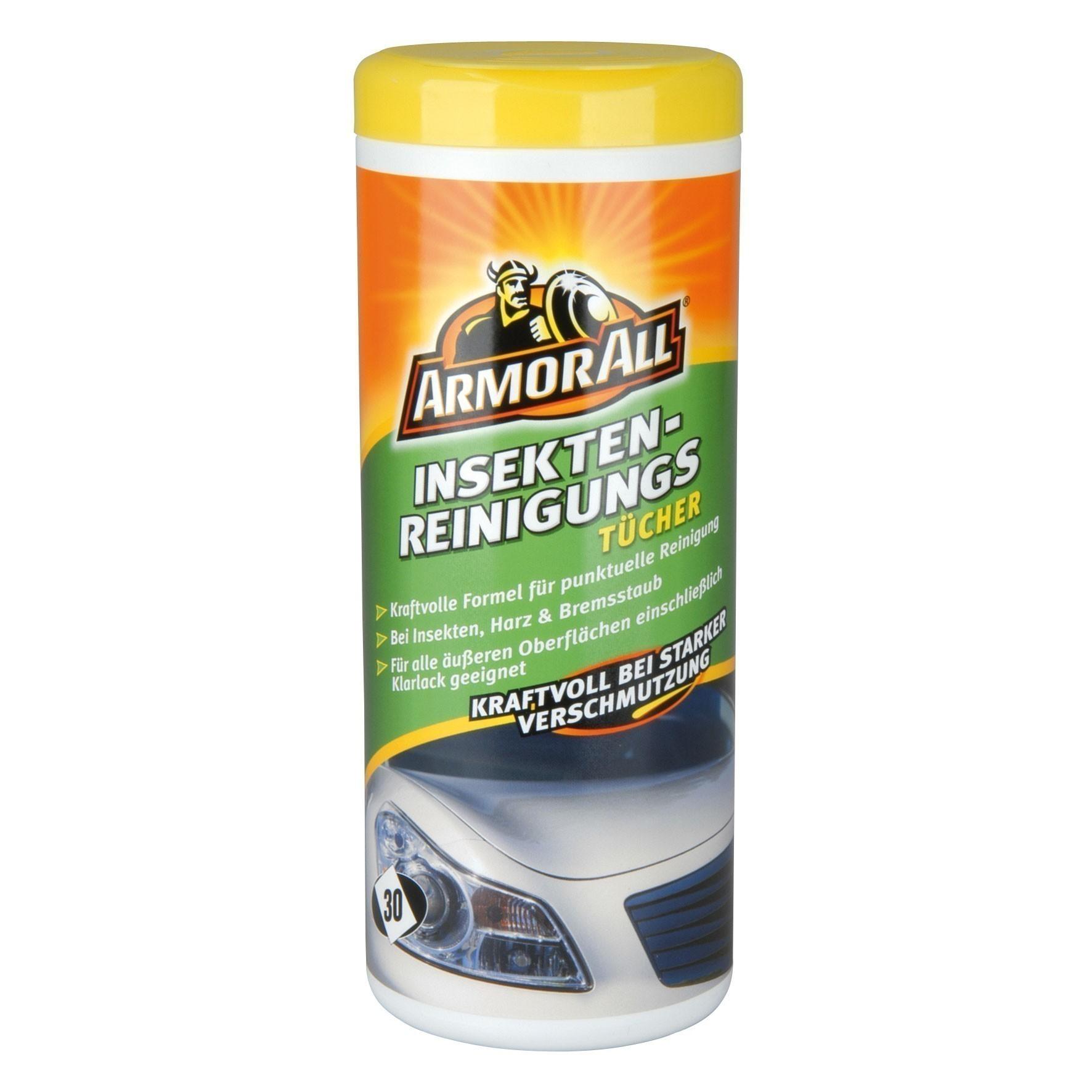 ArmorAll Insekten- Tücher 30 Stück Bild 1