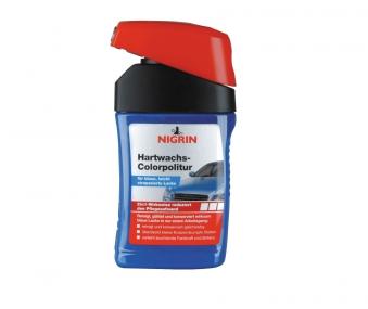 Nigrin Lackpflege Hartwachs-Colorpolitur blau 300ml Bild 1