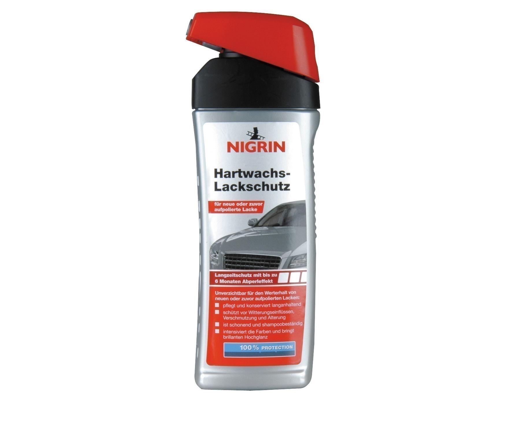 Nigrin Lackpflege Hartwachs-Lackschutz 500ml Bild 1