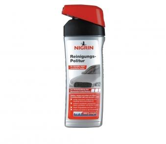 Nigrin Reinigungs-Politur 500ml Bild 1