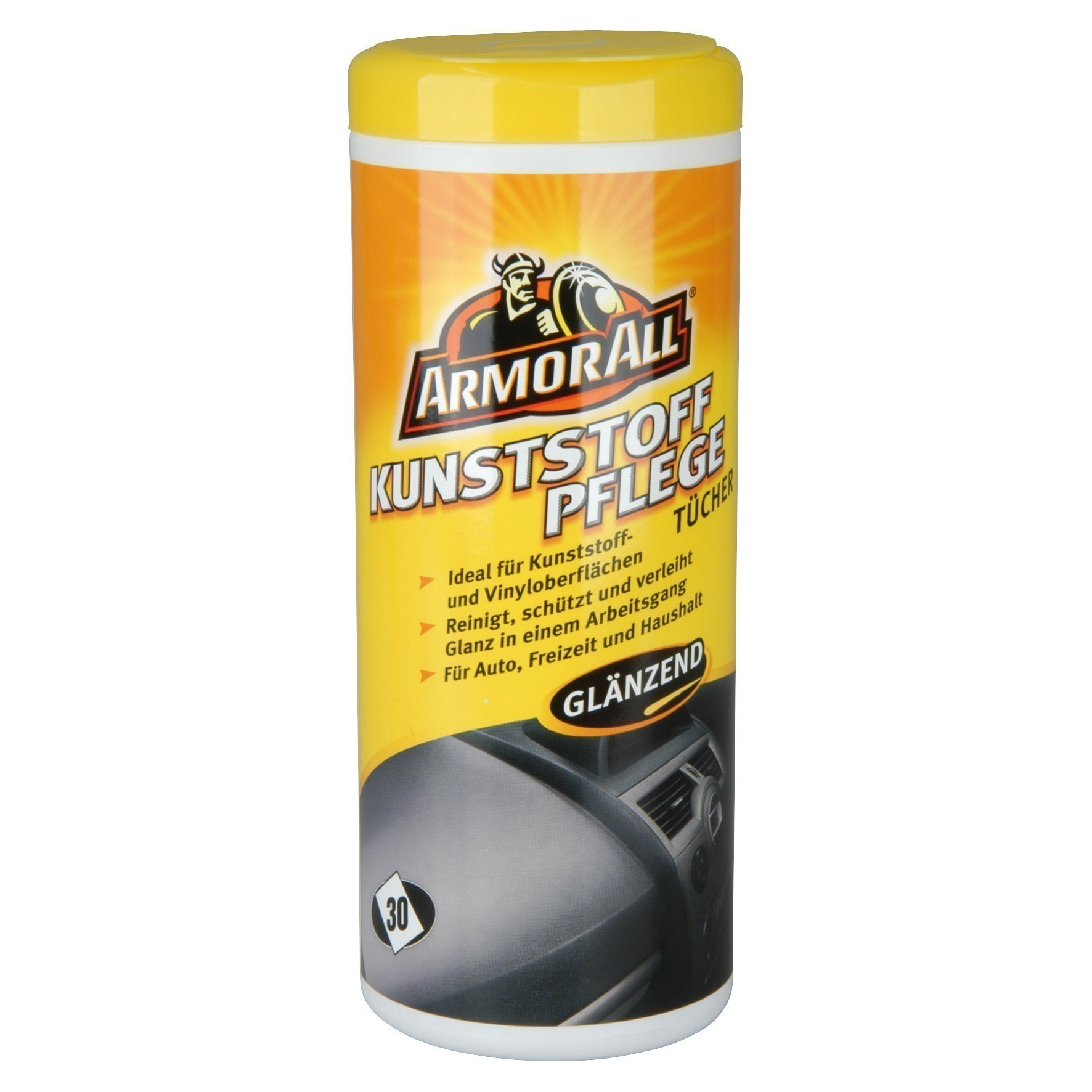 ArmorAll Kunststoffpflege-Tücher 25 Stück Bild 1