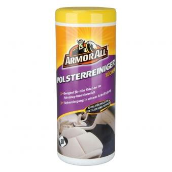 ArmorAll Polsterreinigunger Cleaner Tücher 25 Stück Bild 1
