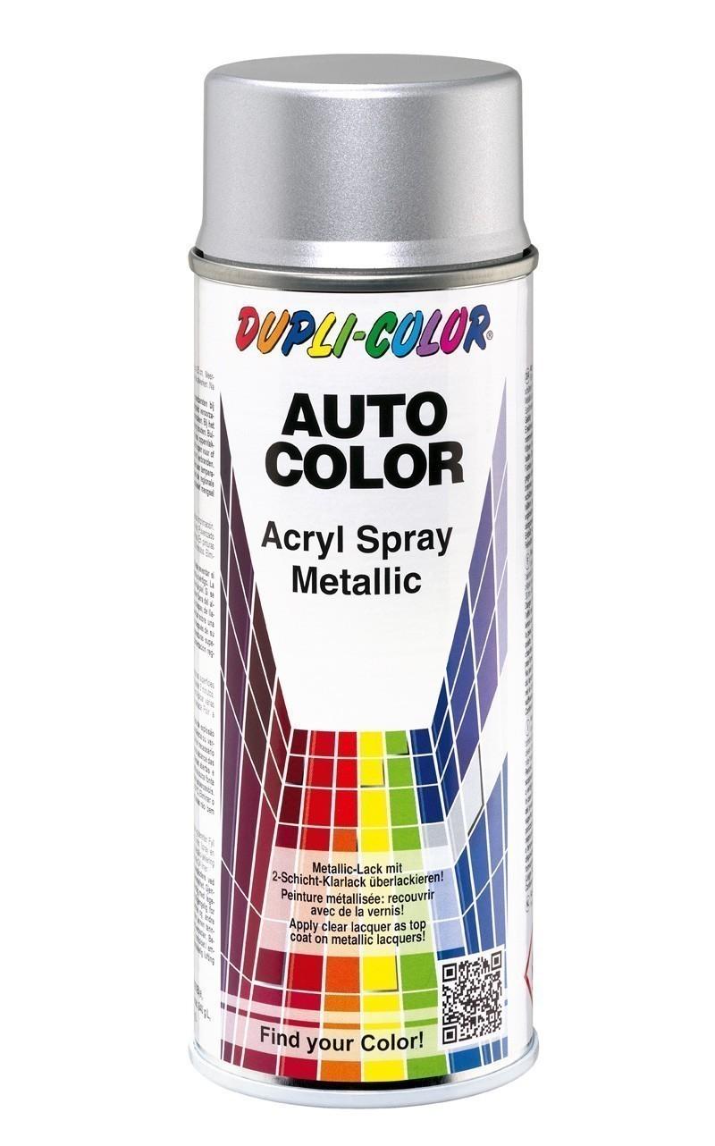 Lackspray Dupli Color Auto-Color Kombi 400ml silber 10-0126 Bild 1