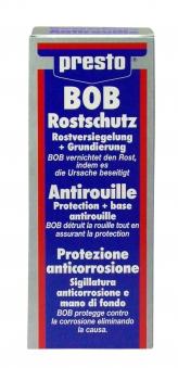 Presto BOB Rostschutz Kombi 100ml Grundierung + 100ml Rostversiegelung Bild 1