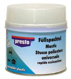 Prestolith Plastic Füll- und Ziehspachtel 2000g Bild 1