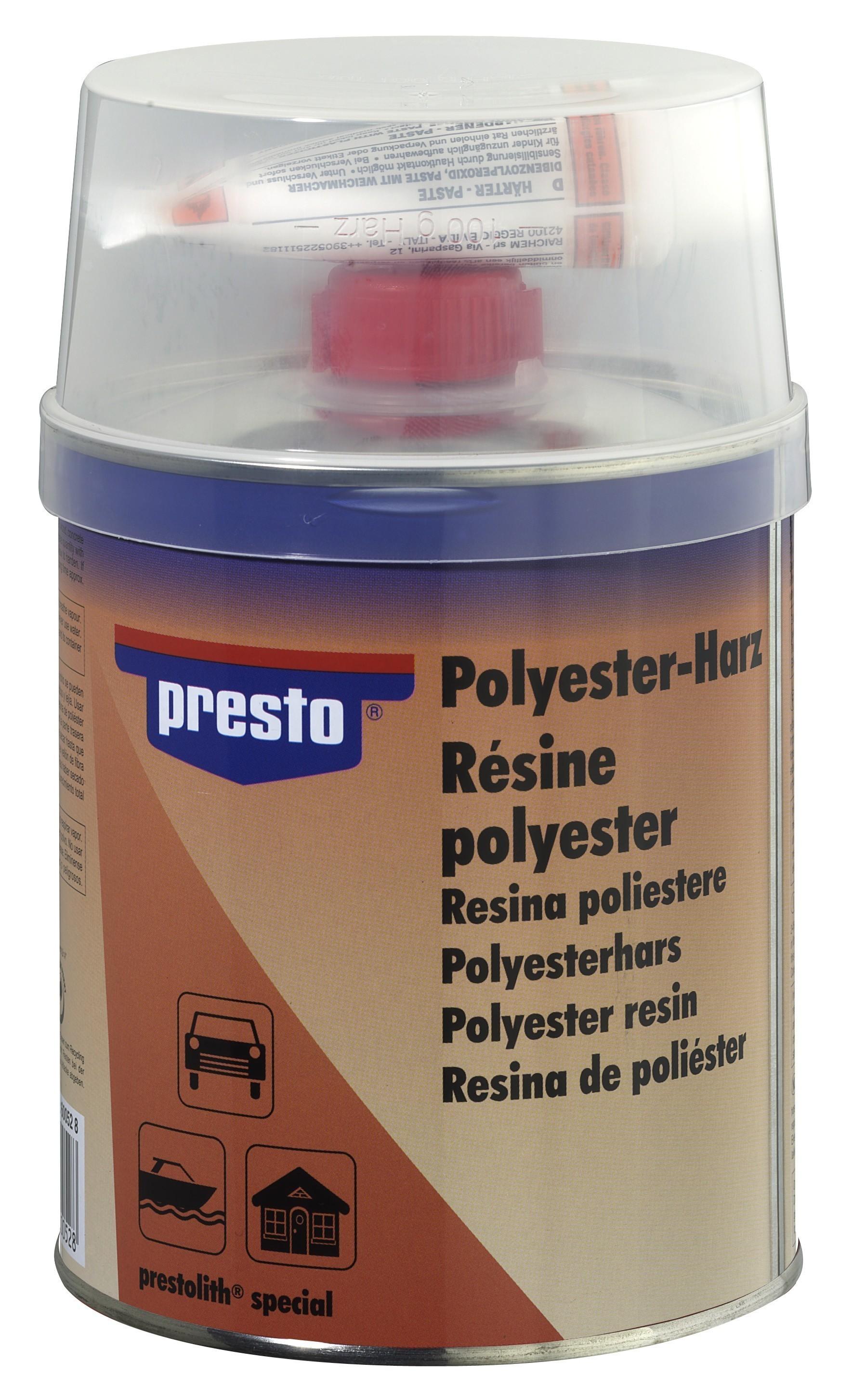 Prestolith special Polyester-Harz 1000g Bild 1