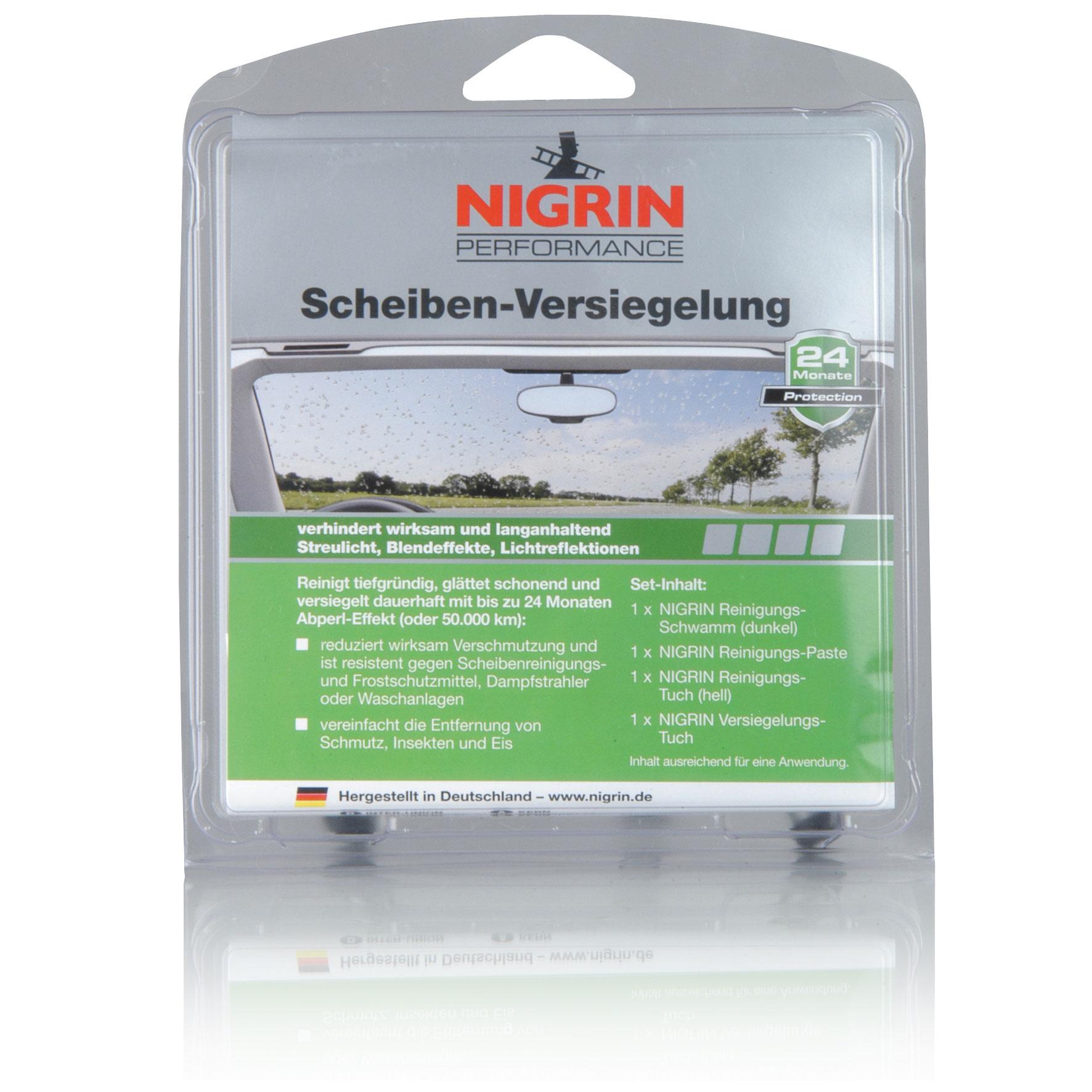 Nigrin Performance Scheiben-Versiegelungs-Set Bild 1