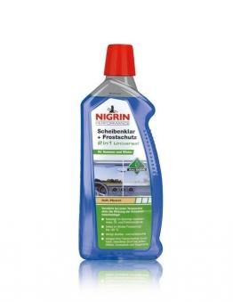 Nigrin Performance Scheibenklar + Frostschutz 2in1 Universal 1Liter Bild 1