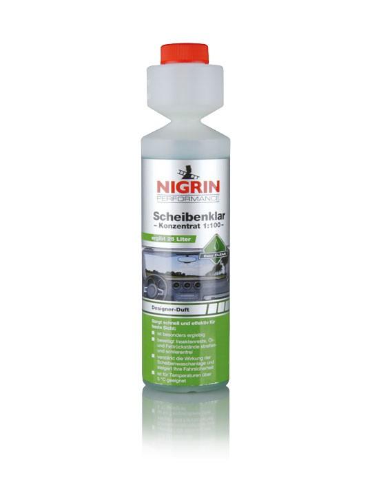 Nigrin Performance Scheibenklar Konzentrat 1:100 250ml Bild 1
