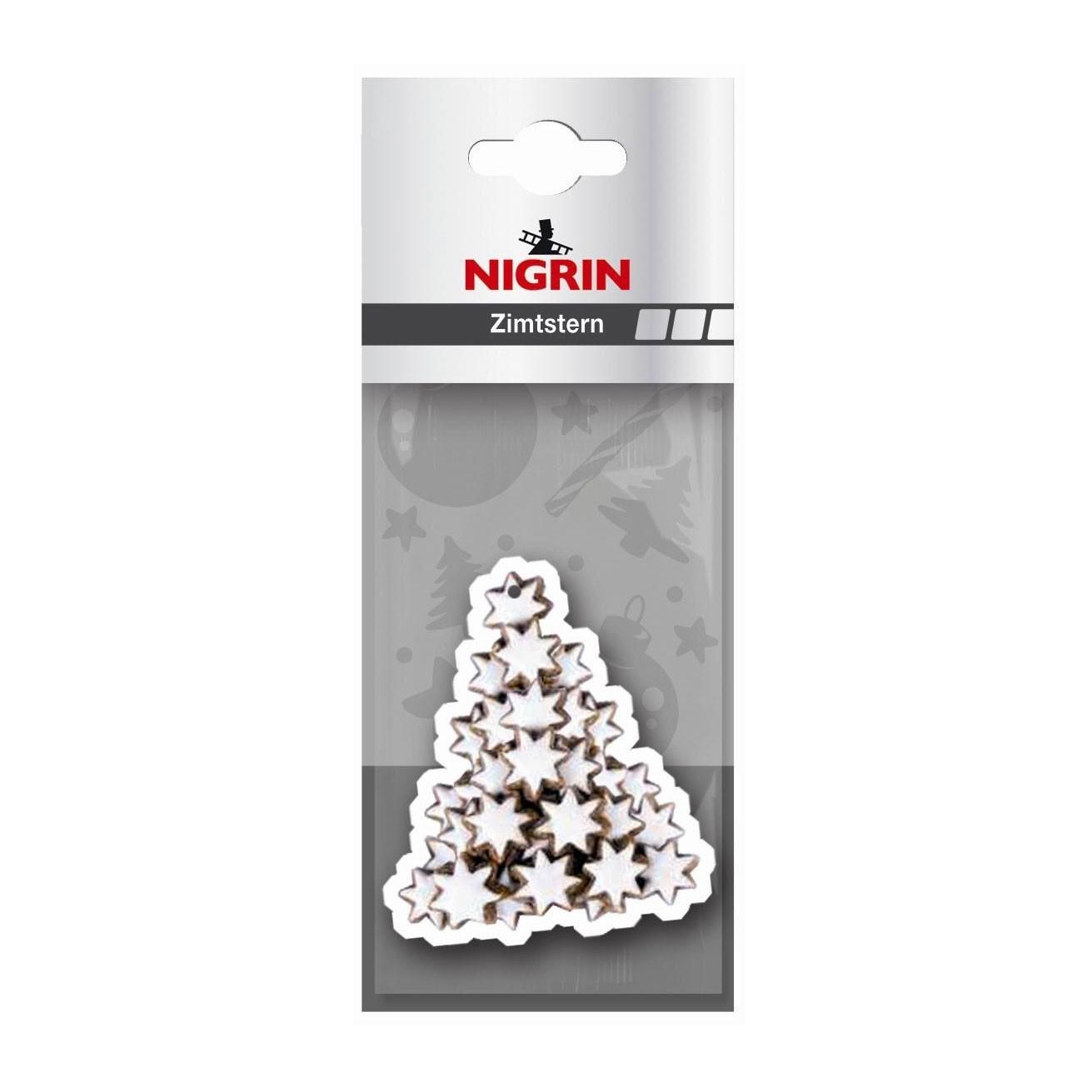 Nigrin Lufterfrischer / Duftbaum Winterduft Zimtstern 1 Stück Bild 1