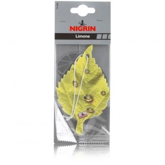 Nigrin Lufterfrischer / Duftblatt Limone 1 Stück Bild 1