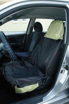 Unitec Sitzbezug Auto / Sitzüberzug Outdoor farblich sortiert Bild 1