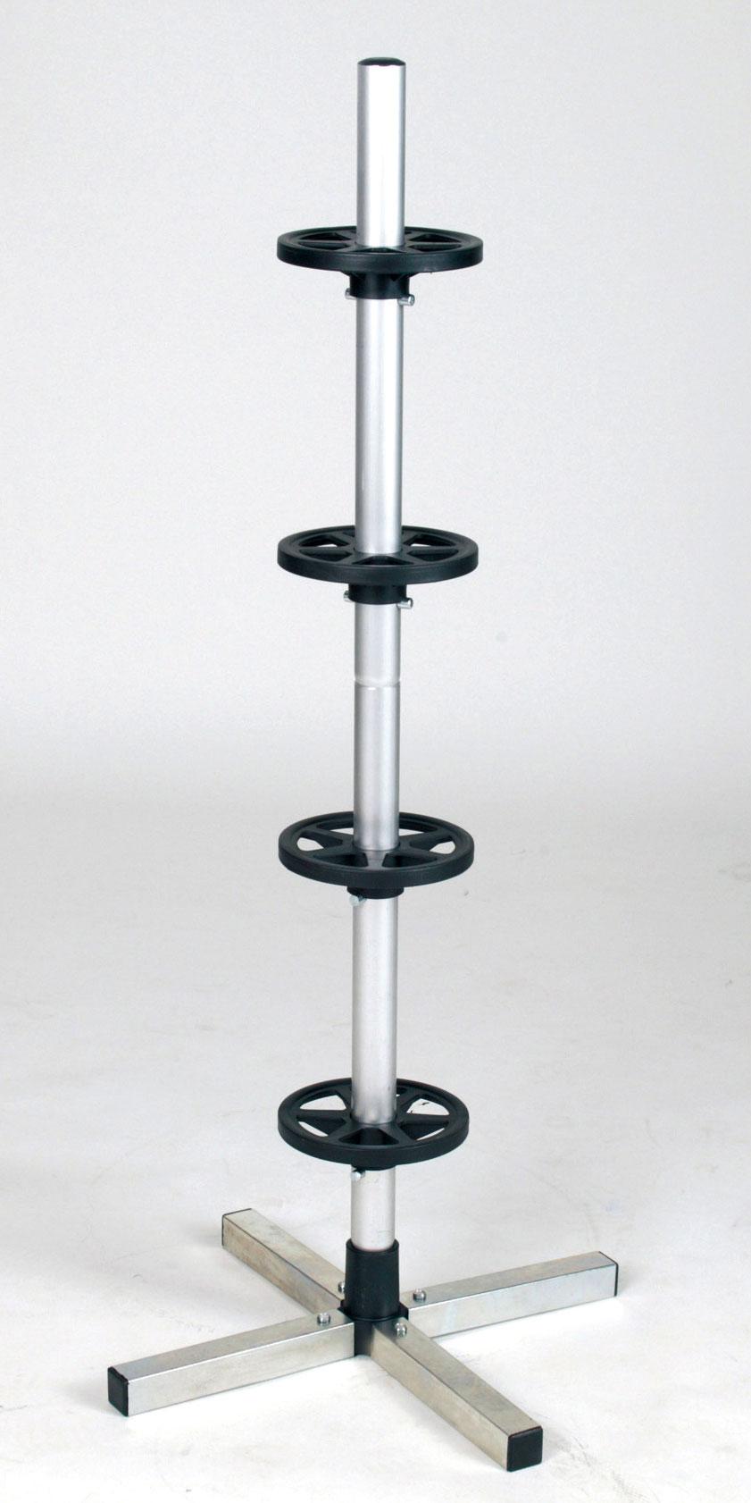 Felgenbaum / Reifenständer für 4 PKW Reifen Bild 1