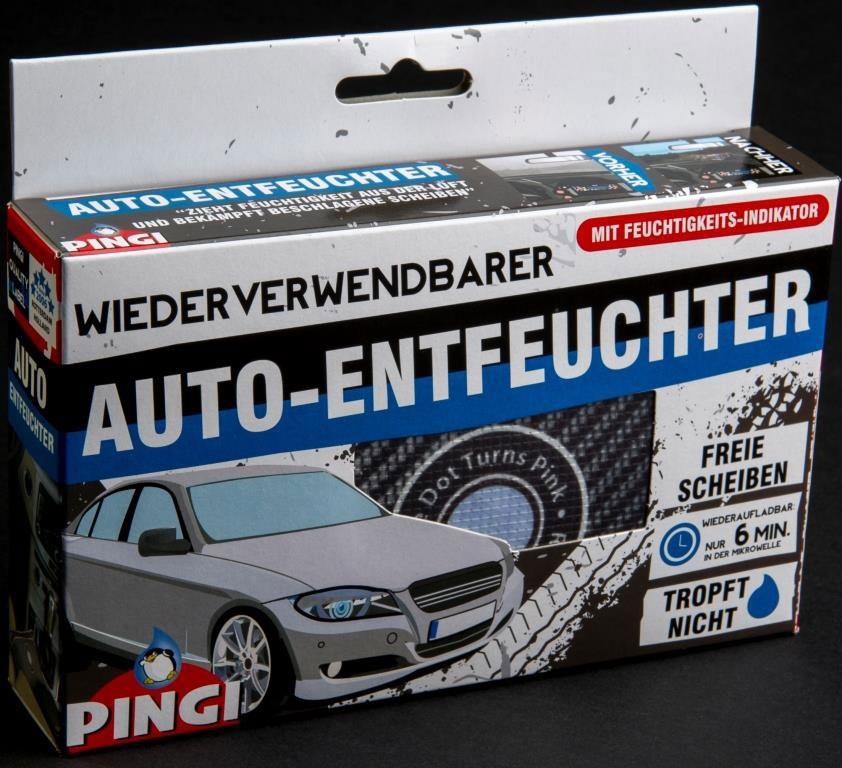 Luftentfeuchter / Autoentfeuchter Pingi 300g Bild 2