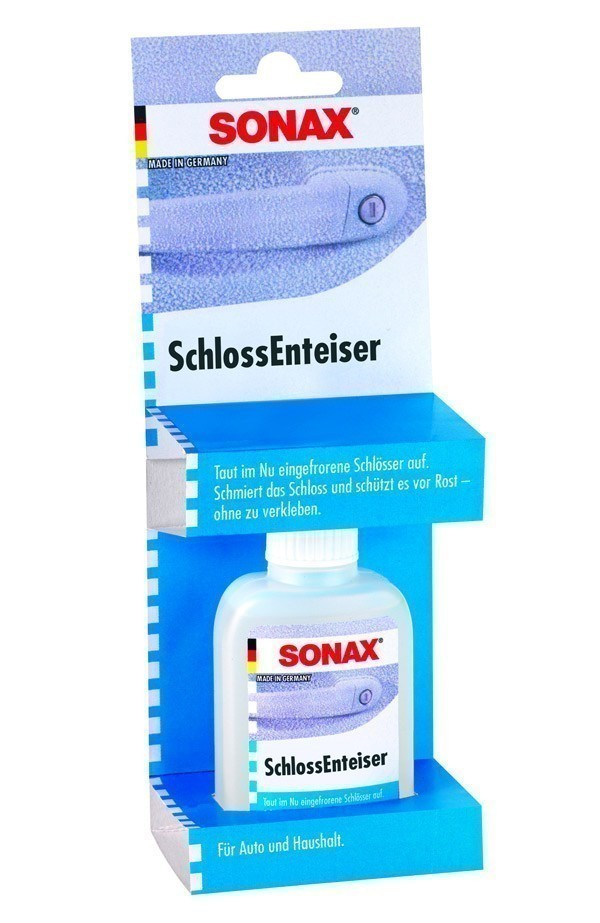 Türschloß-Enteiser Sonax 50ml Bild 1