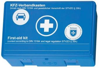 Verbandskasten Classic DIN 13164-B Bild 1