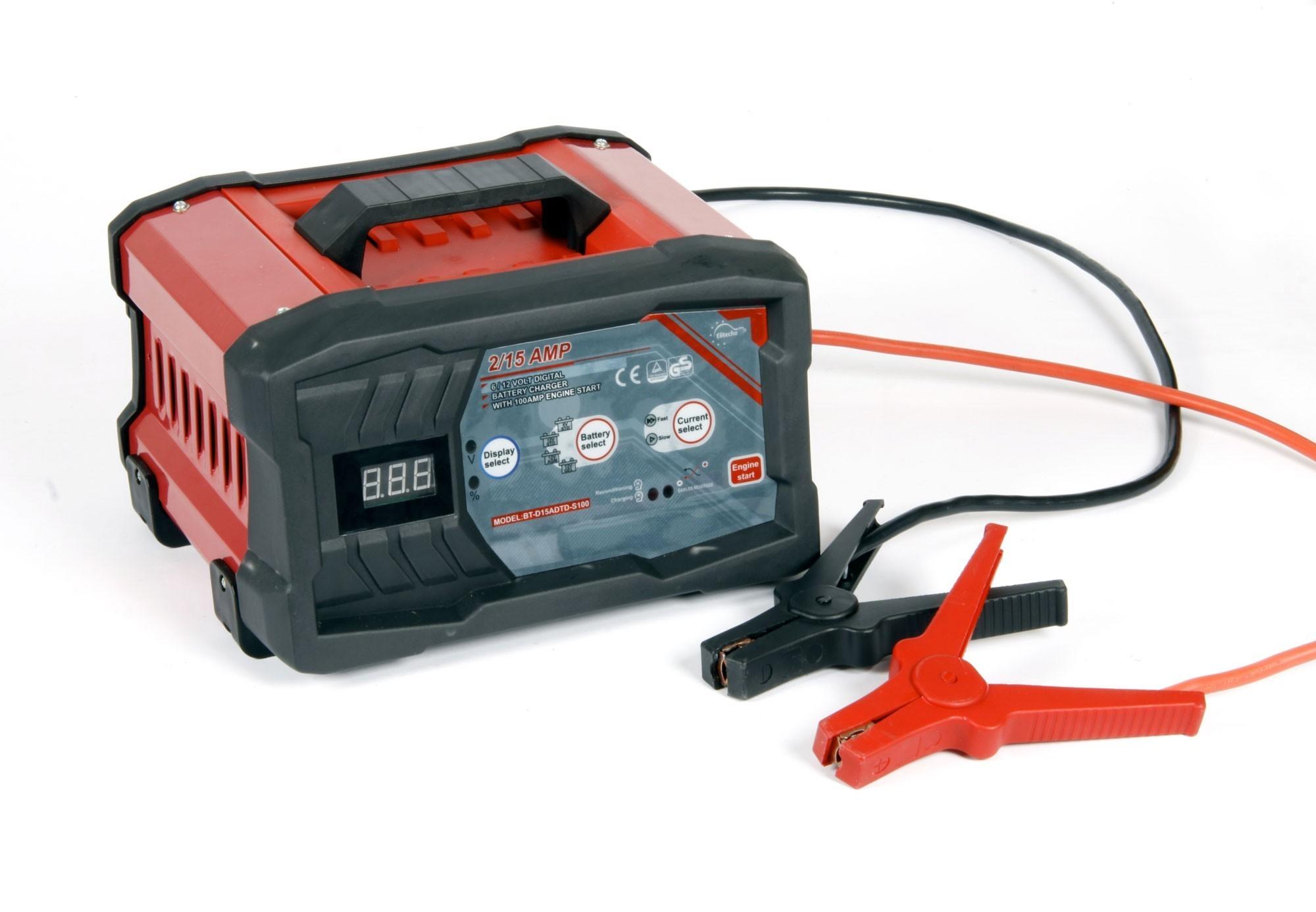 Batterieladegerät Einhell CC-BC 15 M 6V/12V 3-300 Ah Bild 1