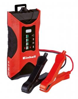 Batterieladegerät Einhell CC-BC 2 M 6/12V 3 - 60 Ah Bild 1