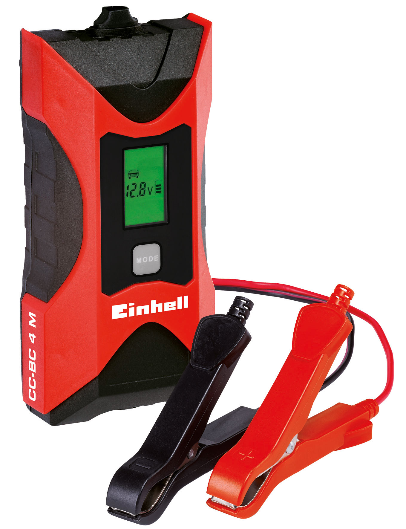 Batterieladegerät Einhell CC-BC 4 M  6 V/ 12V 3 - 120 Ah Bild 1