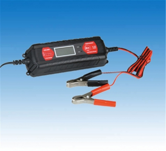 Batterieladegerät vollautomatisch Absaar 6 / 12 V für 5 Ah - 120 Ah Bild 1