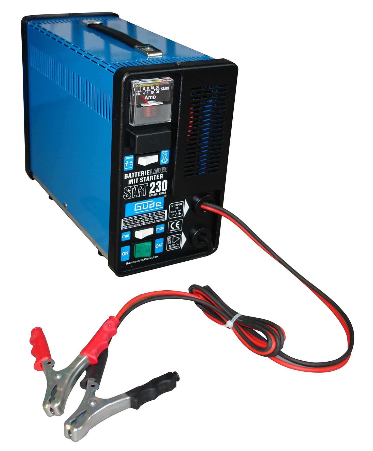 Batterielader START 230 Güde 300-2000 Watt Bild 1