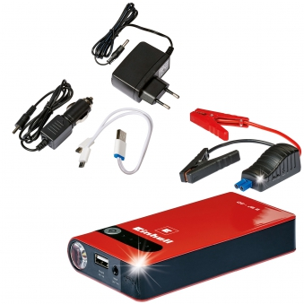 Einhell Starthilfe / Energiestation / Jump-Start - Power Bank CC-JS 8 Bild 1