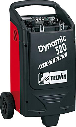 Ladegerät DYNAMIC 520 START Telwin Bild 1