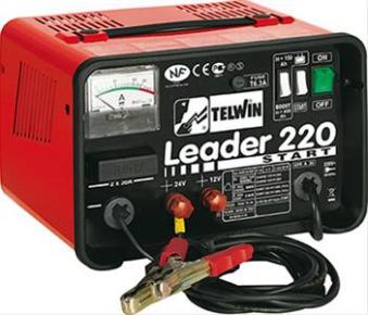 Ladegerät LEADER 220 START Telwin Bild 1