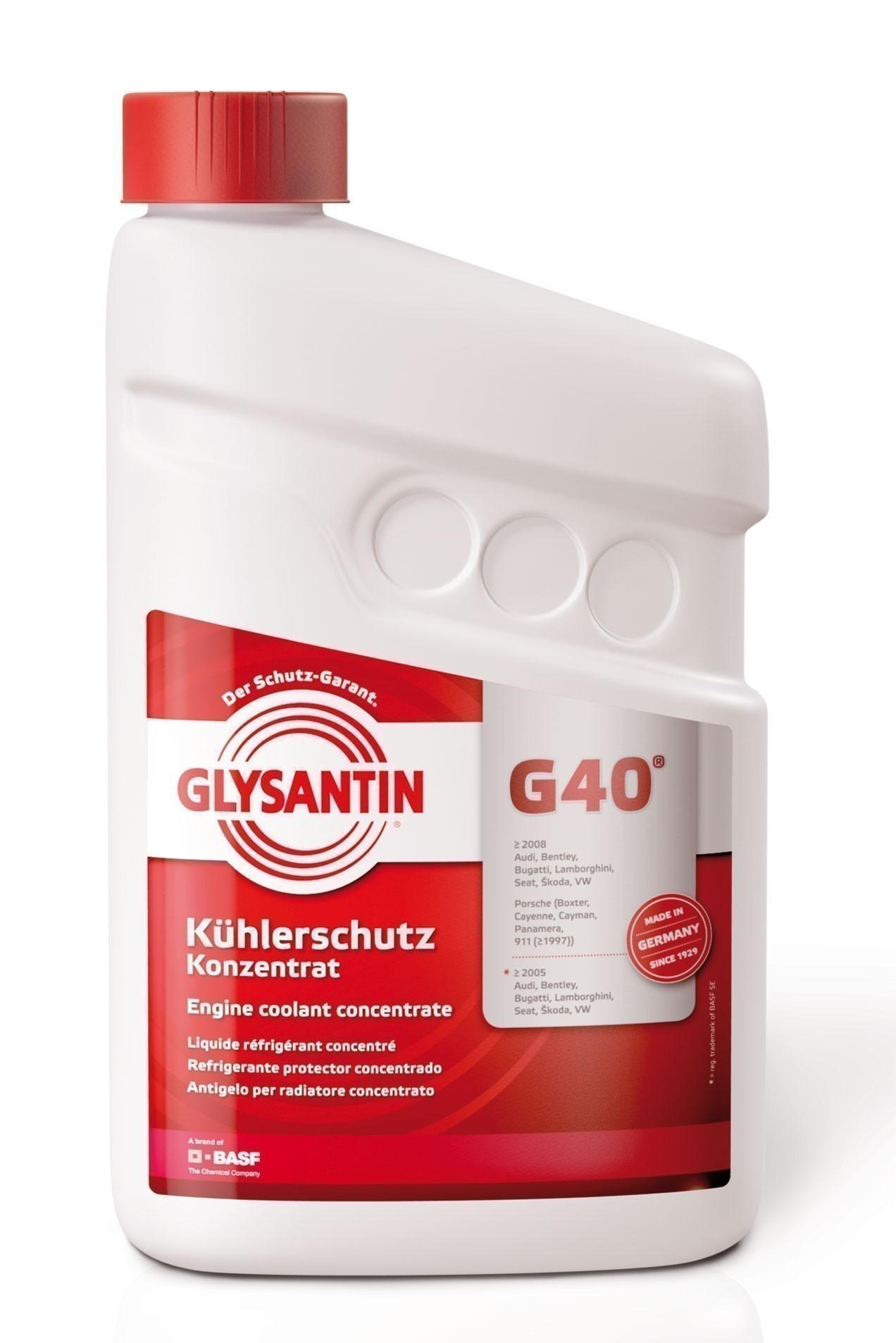 Kühlerfrostschutz Glysantin G40 Konzentrat 1,5 Liter Bild 1