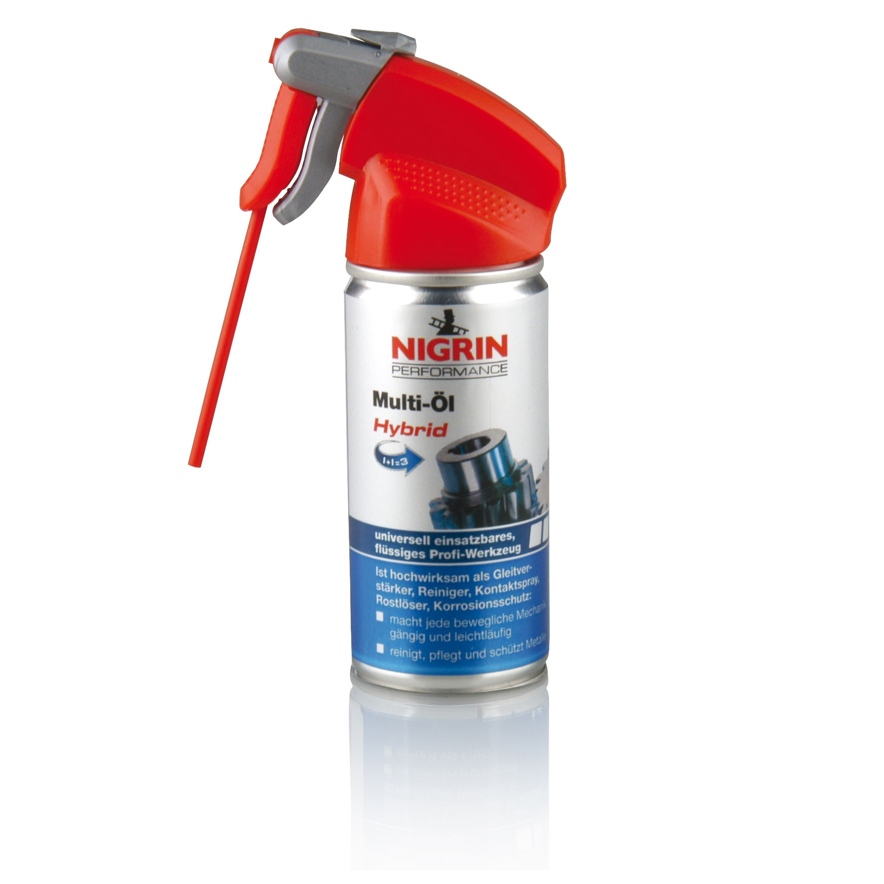 Nigrin Performance Universal Ölspray / Multi-Öl Hybrid 100ml Bild 1