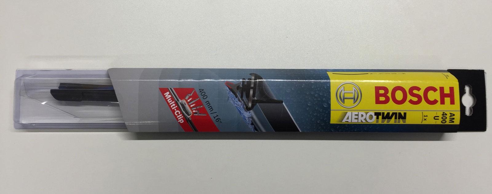 Scheibenwischer / Wischblatt Bosch AEROTWIN AM600U Single Bild 1