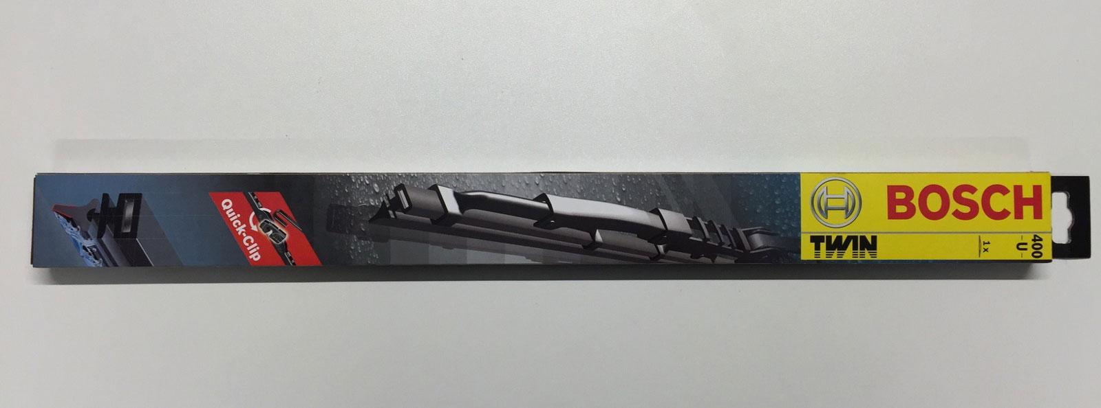 Scheibenwischer / Wischblatt Bosch TWIN 400U Single Bild 1